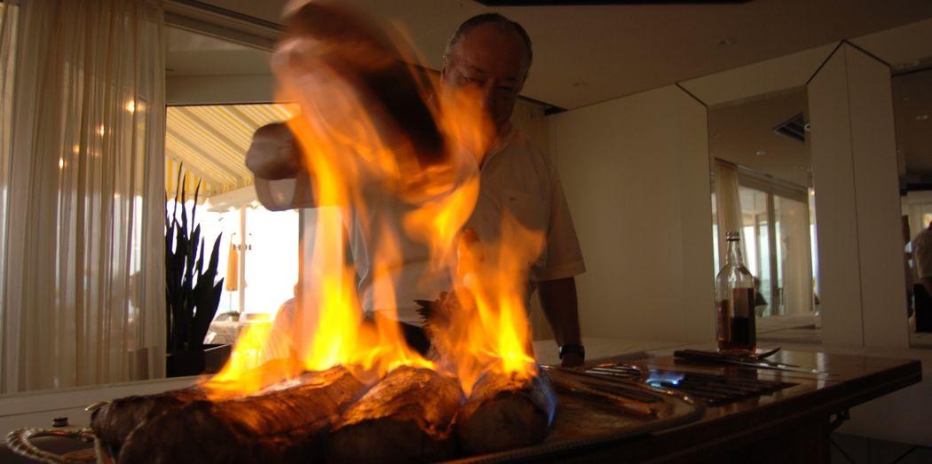 Beispiel: Kulinarische Impressionen Hochzeitsbuffet, Foto: Hotel Restaurant Vogelsang.