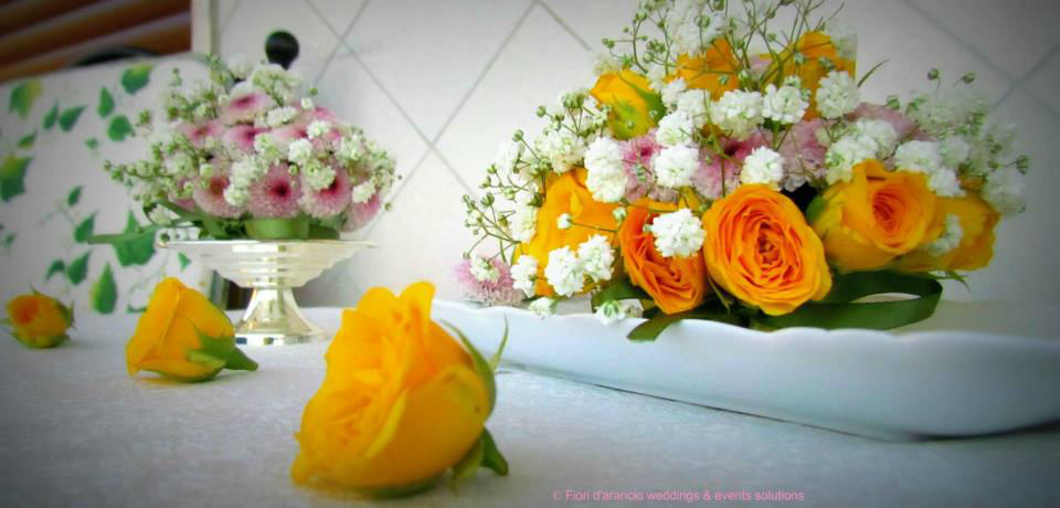 Fiori d'Arancio Weddings & Events Solutions