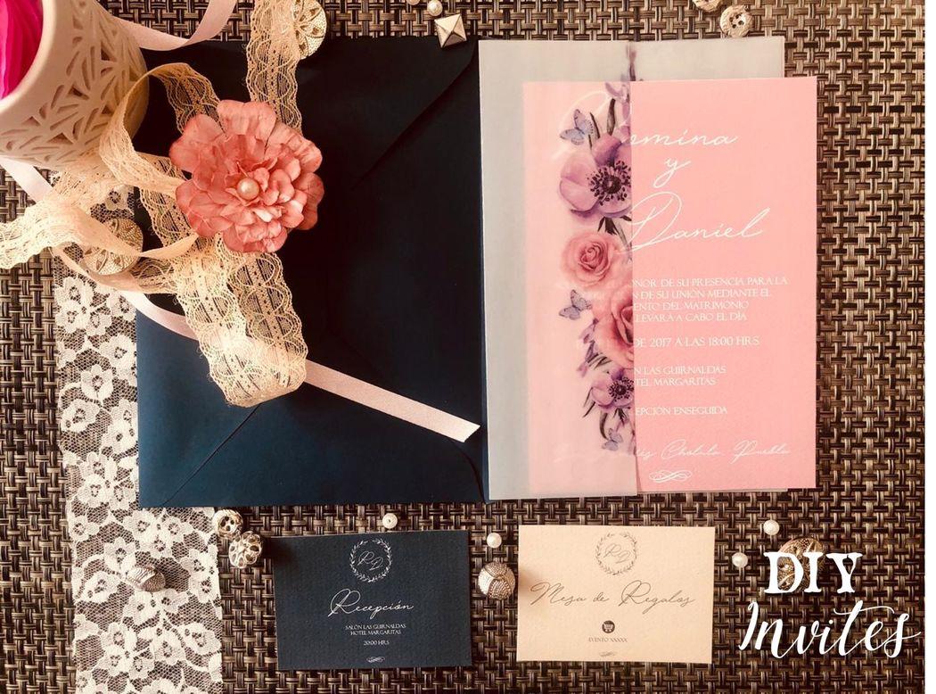 DIY Invites