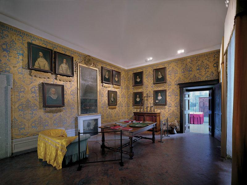 Palazzo Chigi in Ariccia - Sala delle Suore
