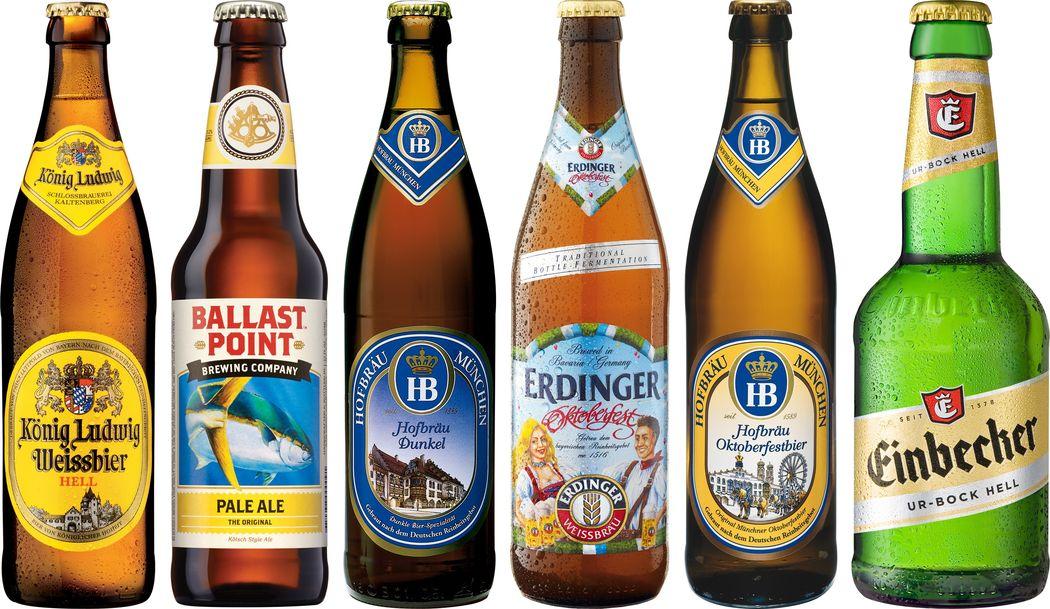 Imigrantes Bebidas