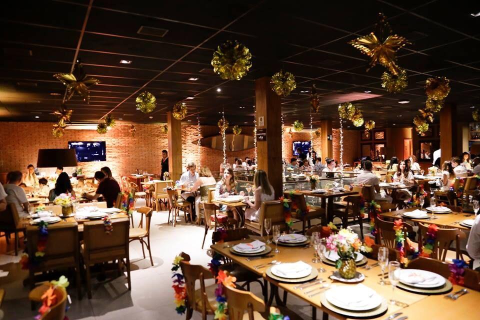 Restaurante Coco Bambu