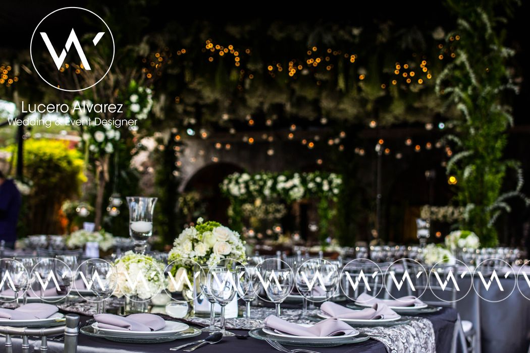 Lucero Alvarez Wedding & Event Designer