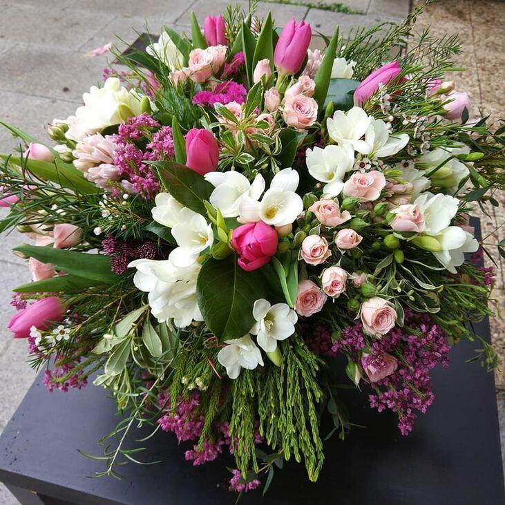 Piracanta Flores