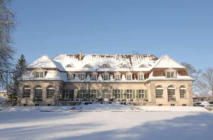 Beispiel: Winterimpression, Foto: Schloss Kartzow.