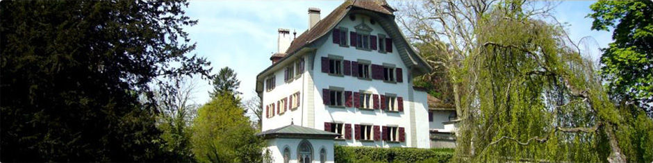 Beispiel: Außenansicht, Foto: Schloss Landshut.