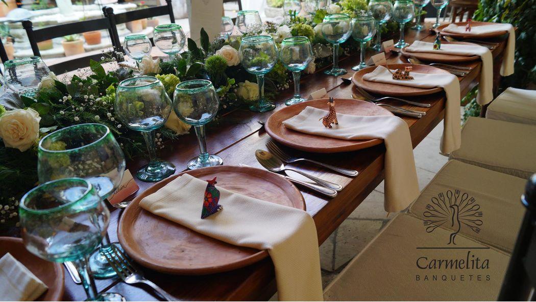Carmelita Banquetes