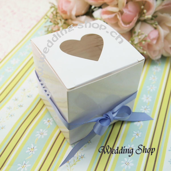 Beispiel: Geschenkschachtel, Foto: Wedding Shop.