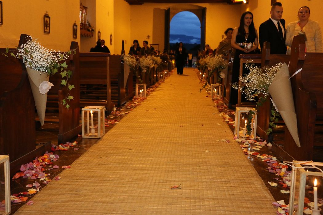 boda Danny y Luisa Fernanda