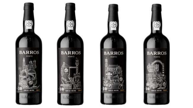 Porto Barros - Vinhos  © Imagens de Marca - Sapo