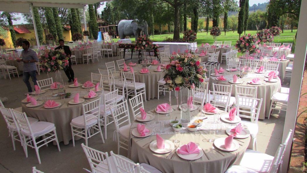 Jardín de Eventos Elefante