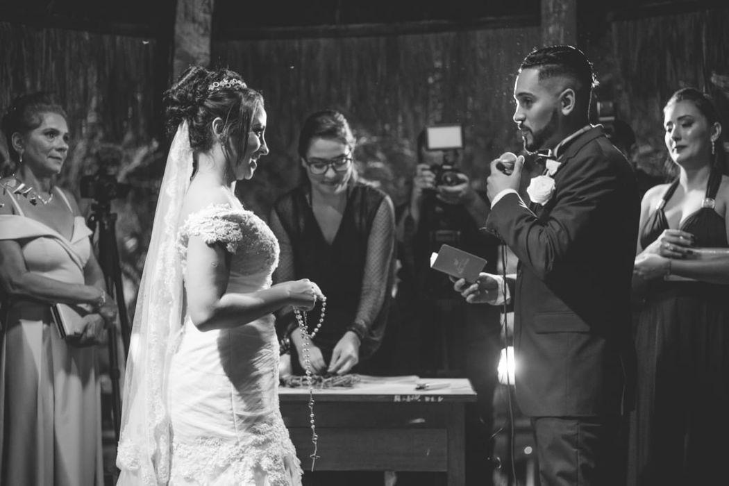 Casamento com Afeto e Poesia