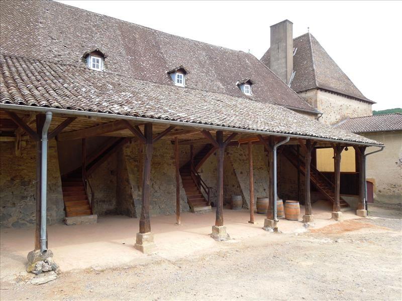 Le château de Varennes, loges