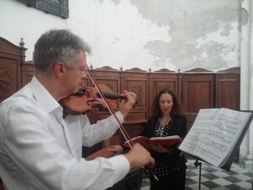 Violino e soprano