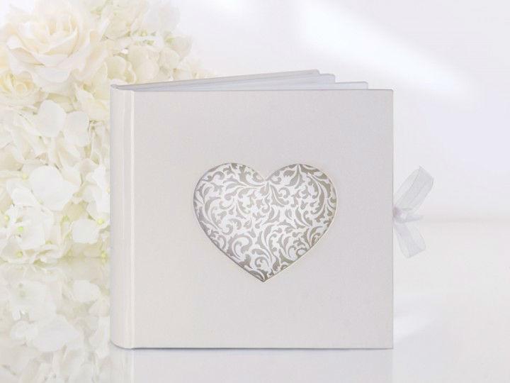 Beispiel: Gästebuch, Foto: Make my day - Der Hochzeitsshop.