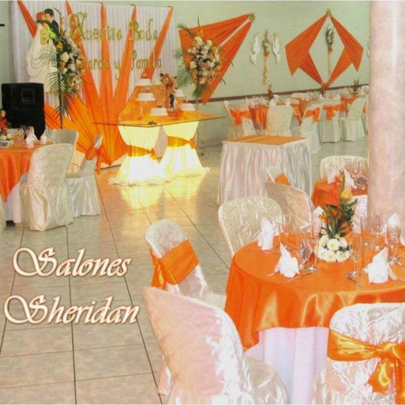 Salones Sheridan