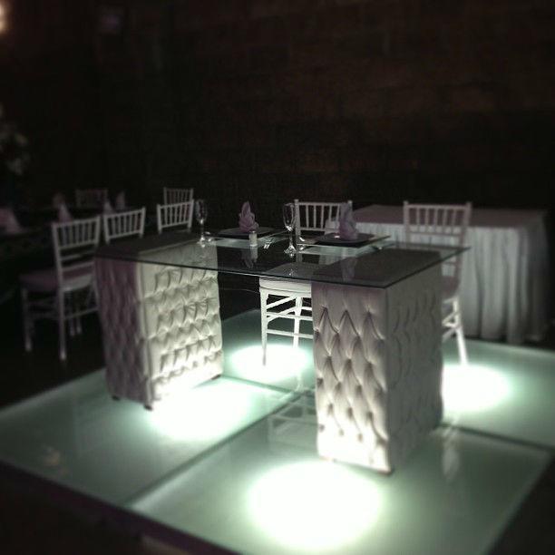 Banquetes Expresiones Gourmet-Mesa novios.