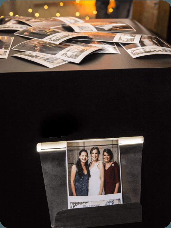 Racconto Studio - Photobooth Exclusifs