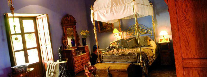 Hotel Mesones Sacristía