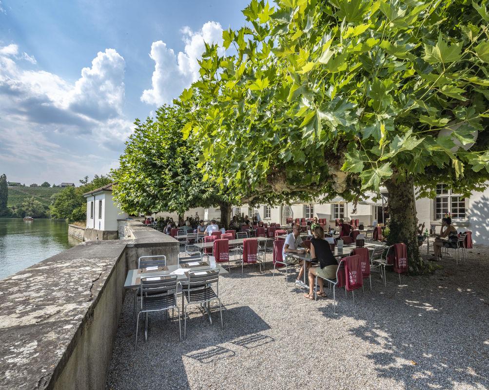 Restaurant Klostergarten mit Mühlesaal