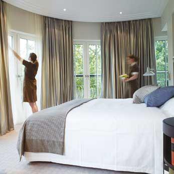 Beispiel: Zimmer, Foto: The Charles Hotel.