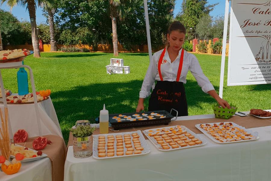 Catering José Román