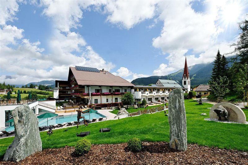 Beispiel: Außenanlage, Foto: Hotel & Spa Klosterbräu.
