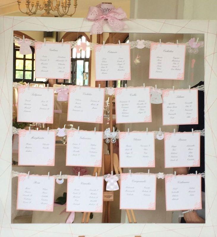 Carta e Pizzi per Eventi