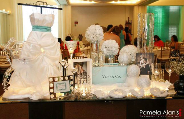 Pamela Alanis Decoración de Eventos