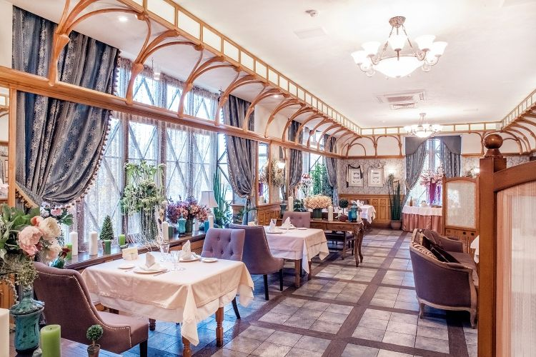 """Ресторация """"Троекуров"""""""