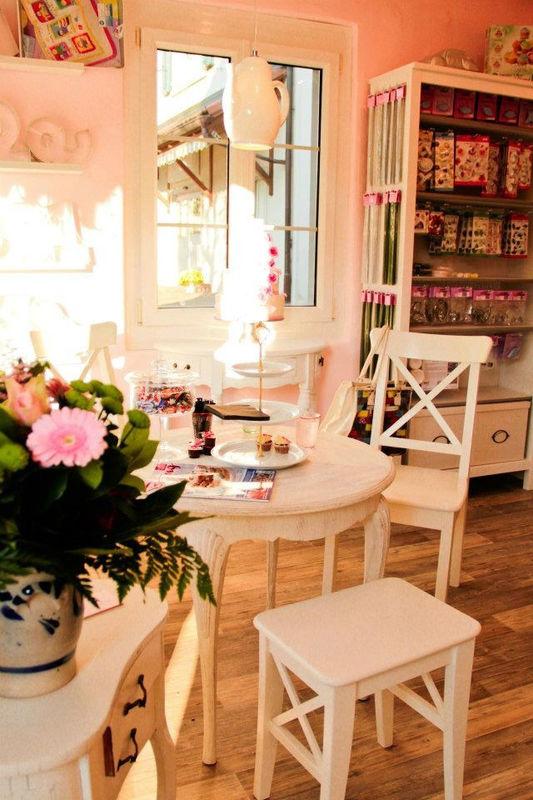 Beispiel: Impressionen aus dem Laden, Foto: The Cake Boutique.