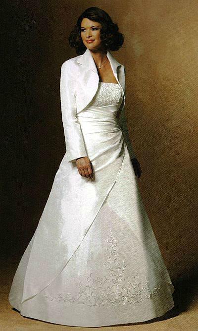 Beispiel: Bezaubern Sie Ihren Bräutigam, Foto: Kleiderverleih Rottenberg.