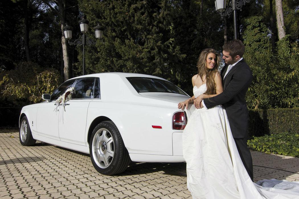 EX005 Rolls Royce Phantom