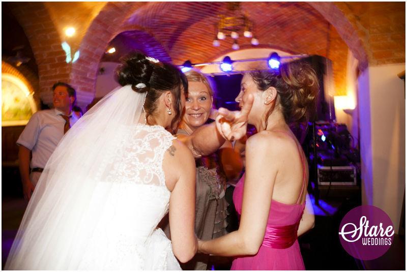 Beispiel: Fotos von der Hochzeitsfeier, Foto: Stare Weddings.