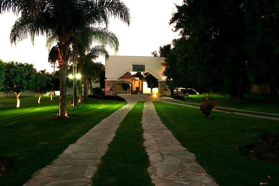 Jardín Jericó