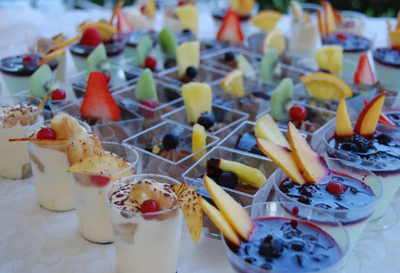 Assortimento di Finger dessert
