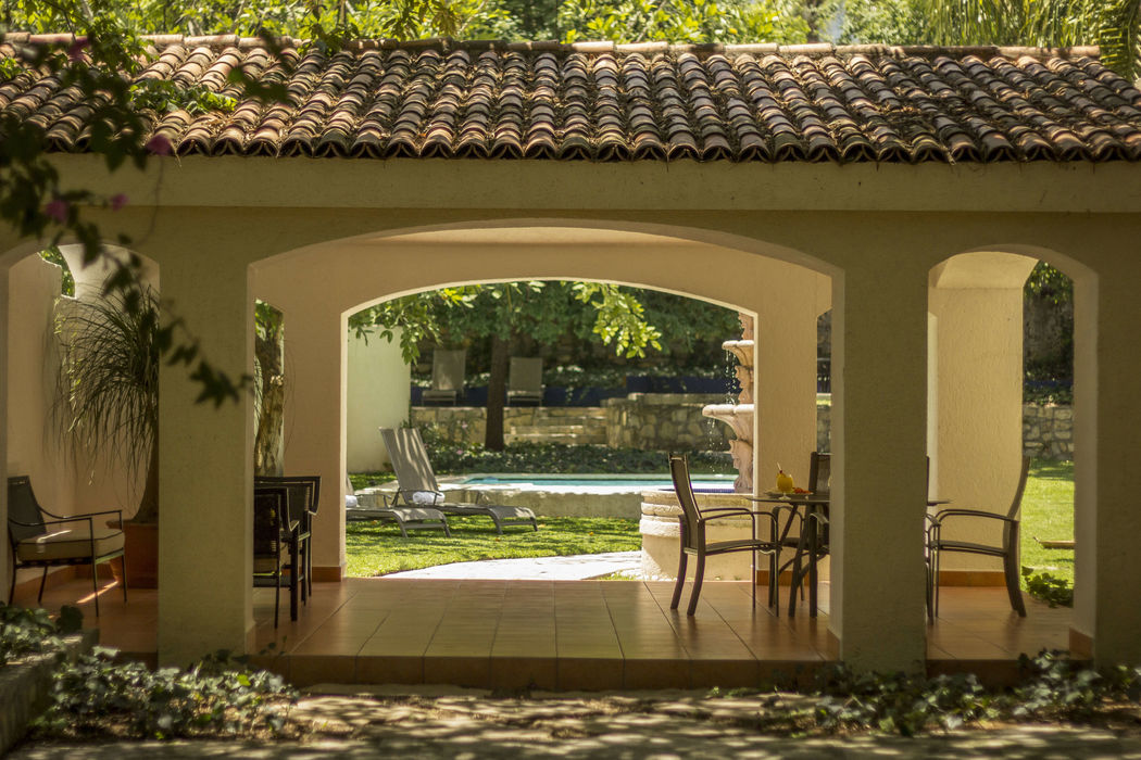Las Palomas de Santiago Jardín