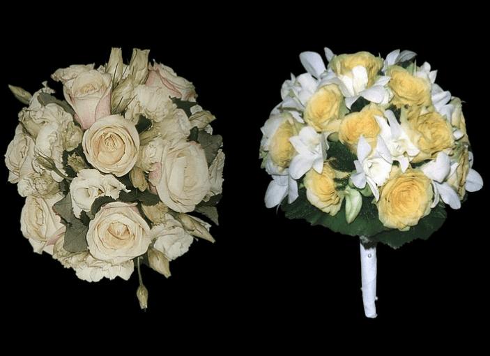 Originales creaciones para novias