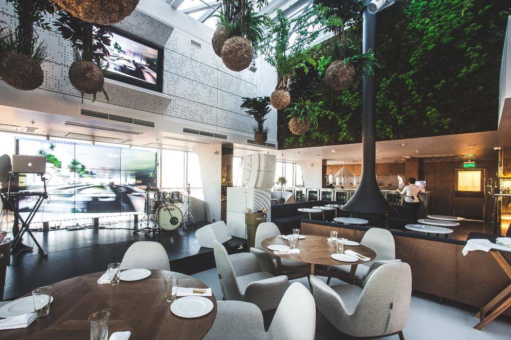 Ресторан Этаж 41