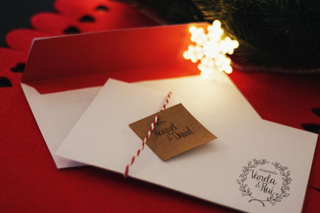 Um Conto de Natal - Convite