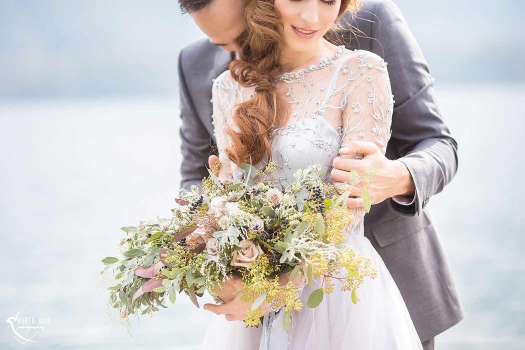 Anastasia&Anton, Hochzeit in Weesen, Schweiz