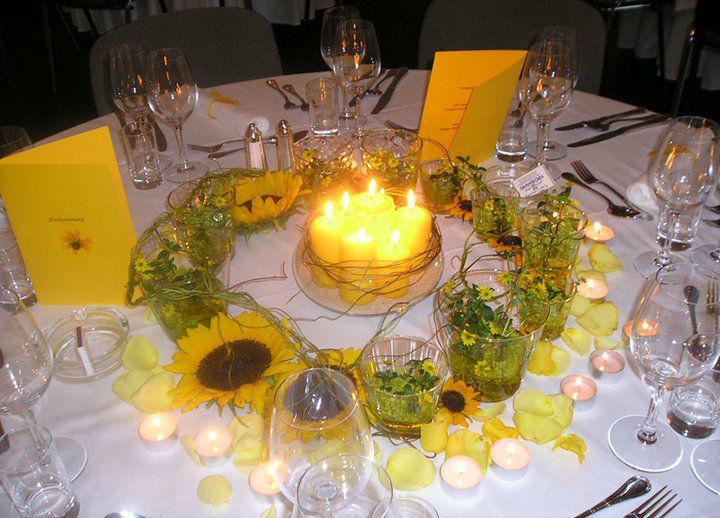 Beispiel: Ein Traum in Gelb, Foto: Garten Kochauf .