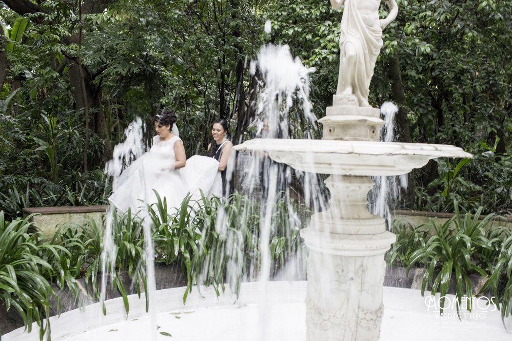 fotografía de Momentos Wedding Studio