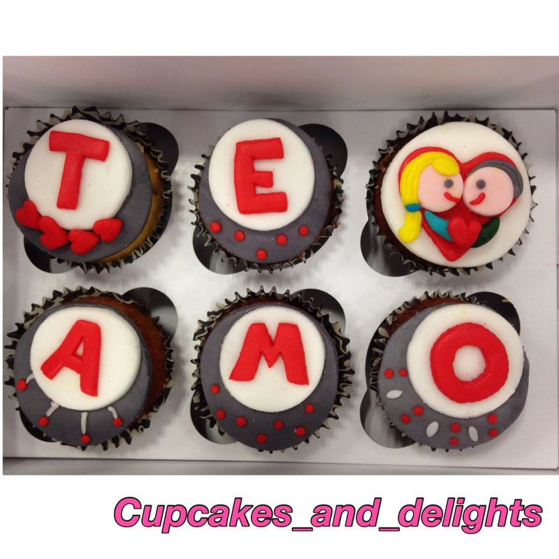 Cupcakes & Delights