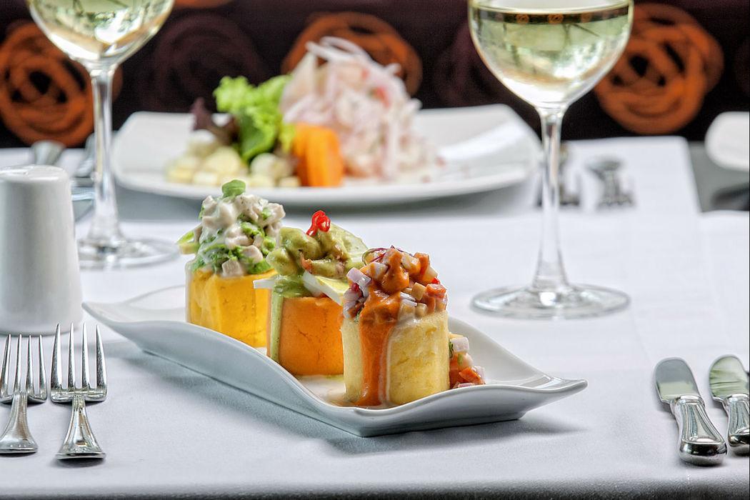 Restaurante - Terraza Aguaymanto Foresta Hotel Lima San Isidro