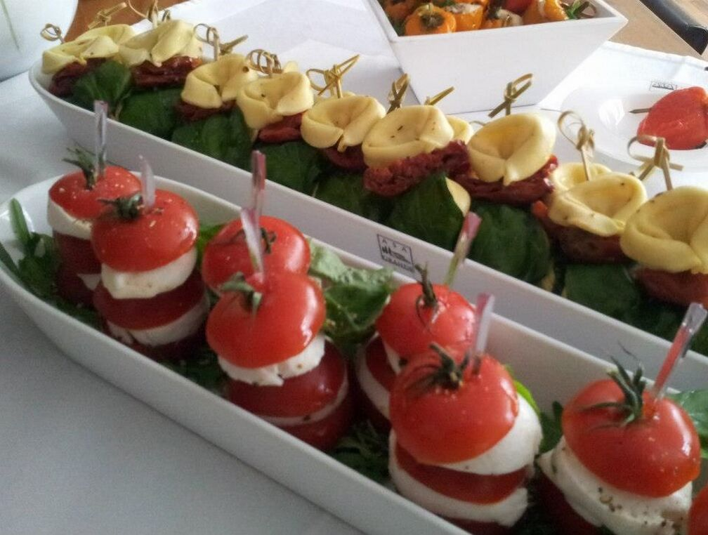 Inn-out Catering leipzig tomate Mozarella