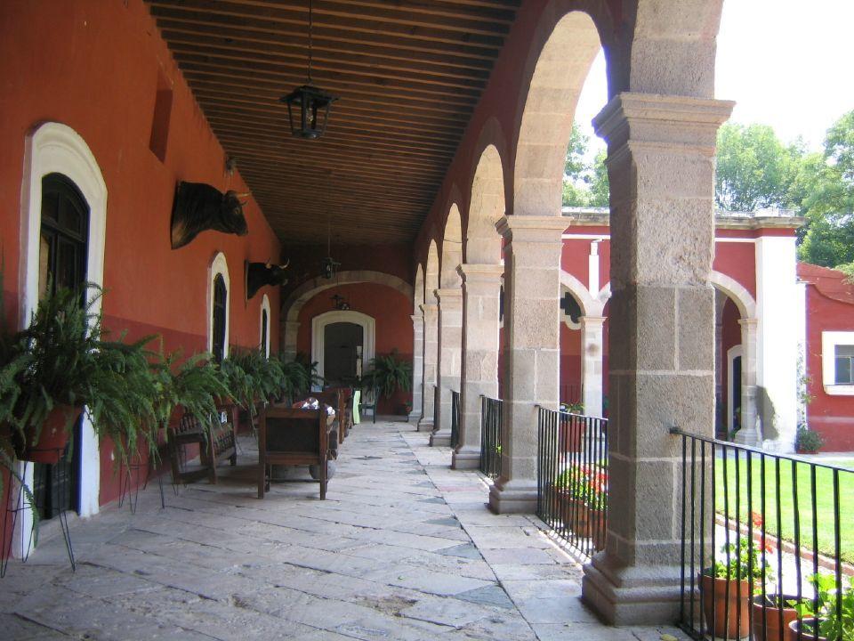 Hacienda Grande de Tequisquiapan