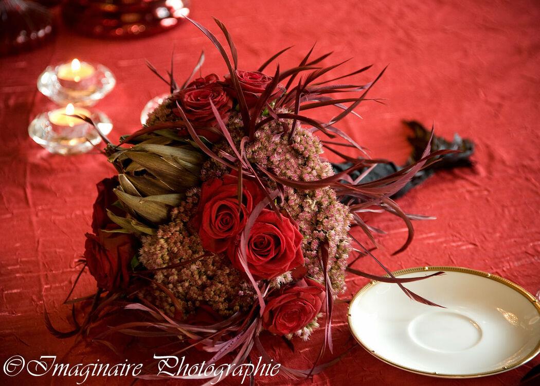 Inspiration Rouge et Noir Challain La Potherie