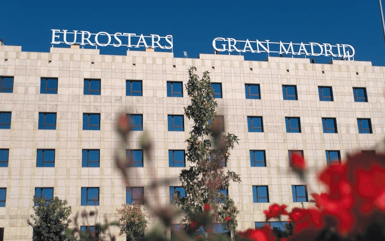 Eurostars Gran Madrid