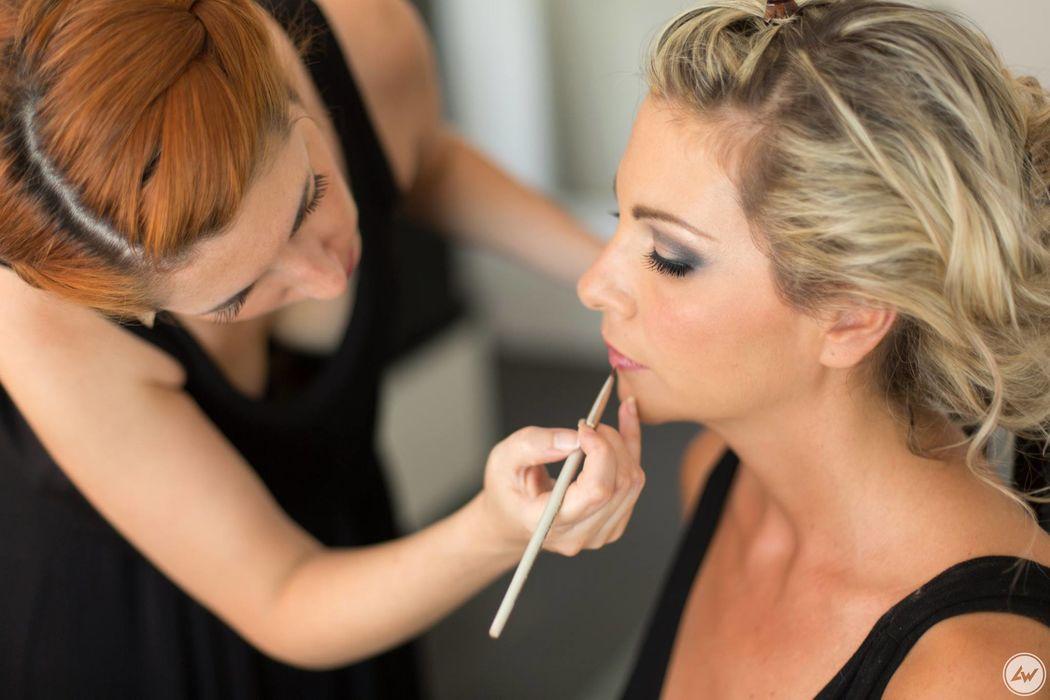 Alicia Ré maquilleuse Professionnelle